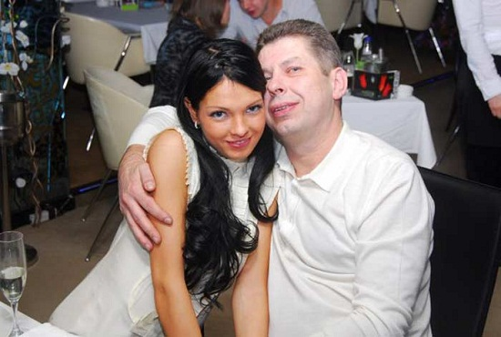 Наталья Бардо с бывшим супругом Сергеем Русаковым фото