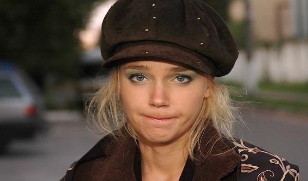 актриса Наталья Солдатова на фото