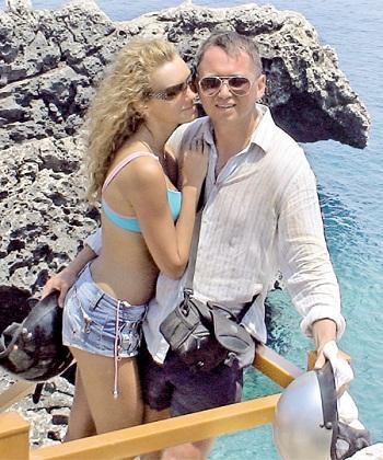 Наталья Терехова муж фото
