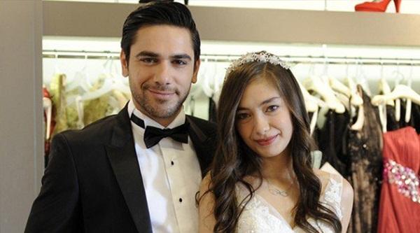 Неслихан Атагюль с мужем Кадиром Догулу фото