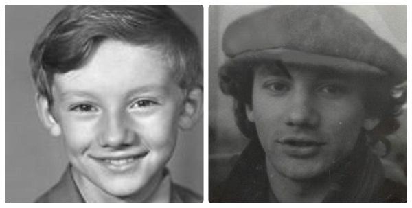 Николай Фоменко в детстве и юности фото