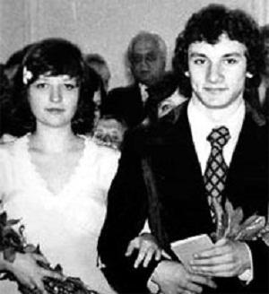 Николай Фоменко с первой супругой фото