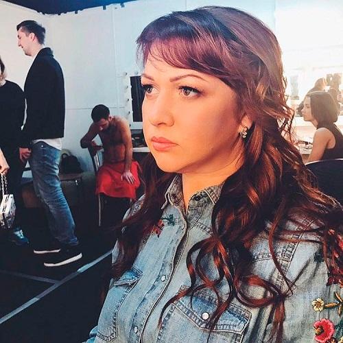 Похудевшая Ольга Картункова
