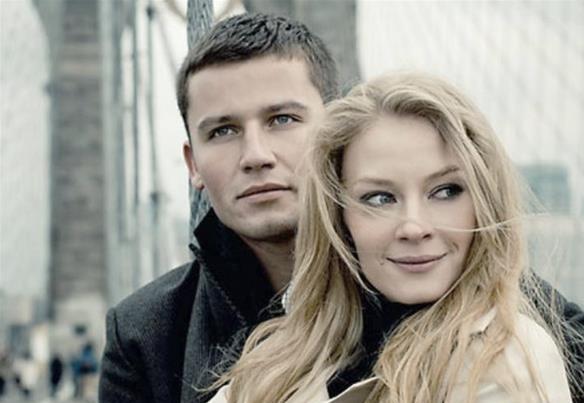 Светлана Ходченкова с бывшим возлюбленным Георгием Петришиным