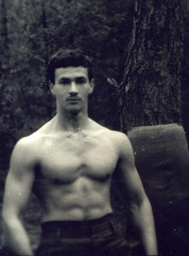 Сергей Бадюк в молодости фото