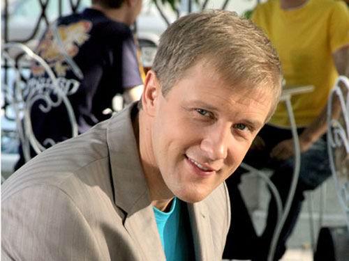 Сергей Горобченко: биография, личная жизнь, жена, дети (фото)