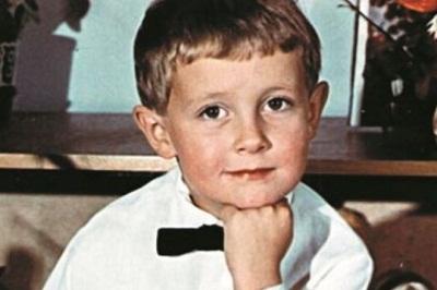 Стас Ярушин в детстве фото
