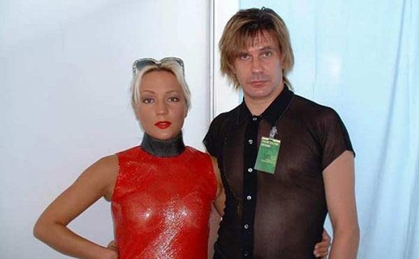 Татьяна Буланова с бывшим супругом Николаем Тагриным фото
