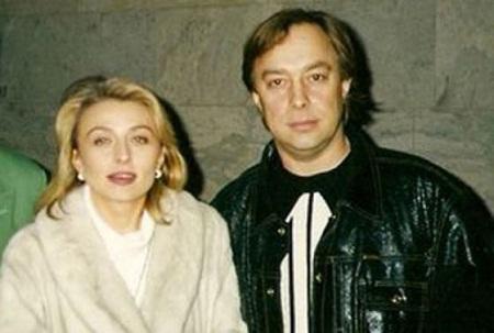 Татьяна Овсиенко с первым мужем фото