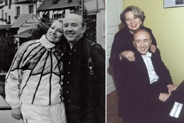 Татьяна Тарасова с мужем фото