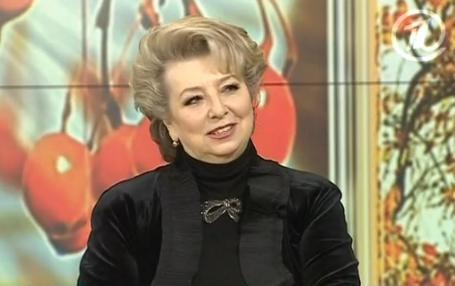 Татьяна Тарасова фото