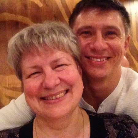 Тимур Батрутдинов с мамой фото