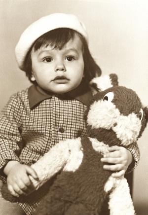 Тимур Родригез в детстве фото