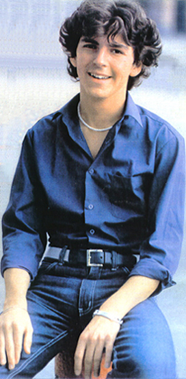 Томас Андерс молодой фото