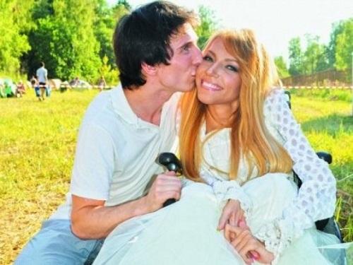 Юлия Самойлова с мужем фото