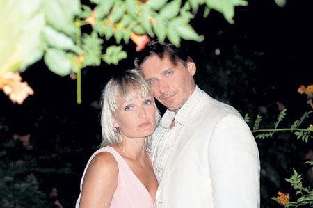 Юрий Батурин с женой фото