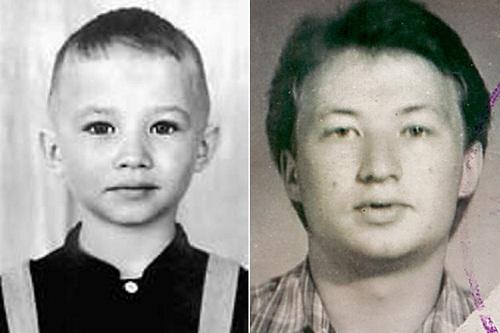 Юрий Гальцев в годы детства и юности фото