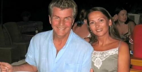 Ярослав Евдокимов с гражданской женой фото