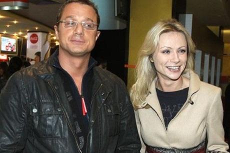 Алексей Макаров с женой Марией Мироновой фото