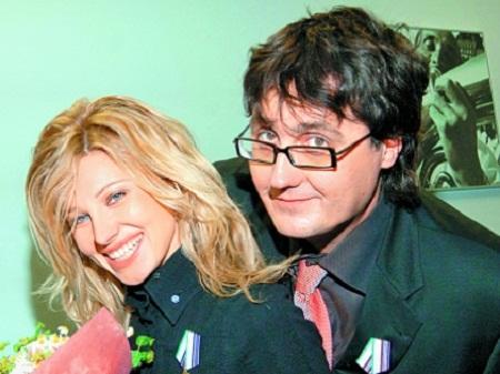 Ирина Нельсон и ее муж Вячеслав Тюрин фото