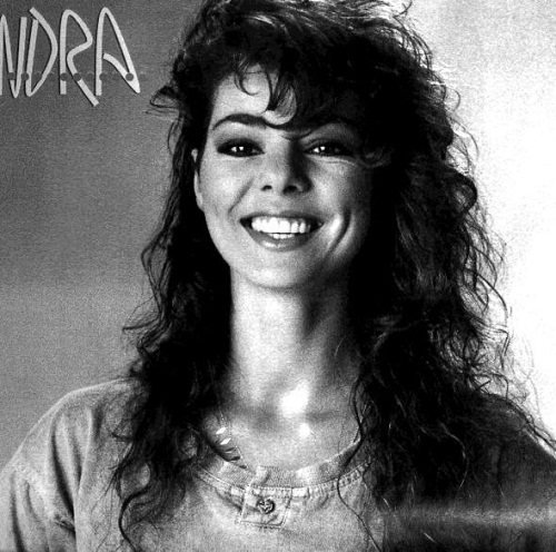 певица Сандра в молодости фото