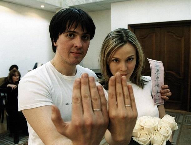 Брак Дениса Матросова и Мариии Куликовой распался в 2015 году фото
