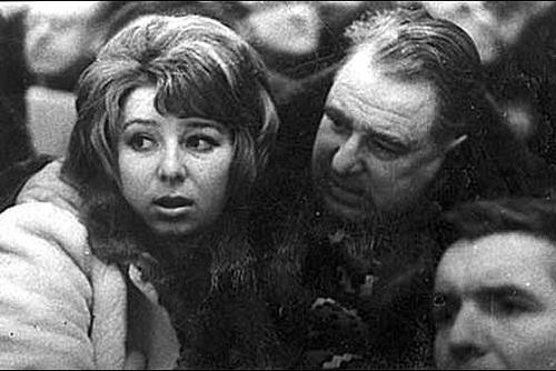 татьяна тарасова с отцом фото