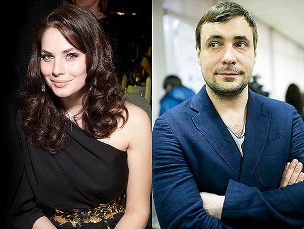Юлия Снигирь и Евгений Цыганов фото