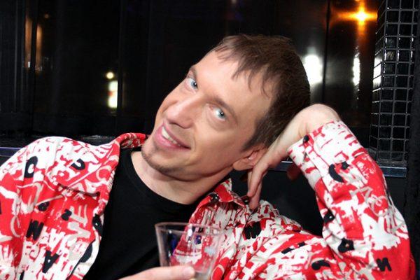 Сергей Соседов: биография