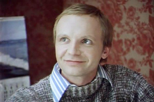 Андрей Мягков: биография, личная жизнь, семья, фото