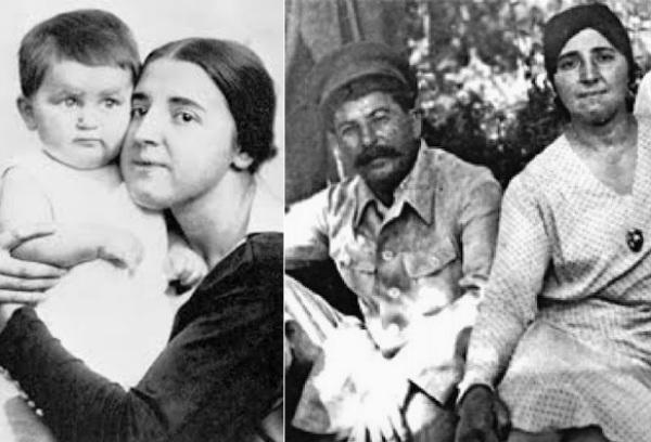 Василий Сталин − любимый сын вождя народов