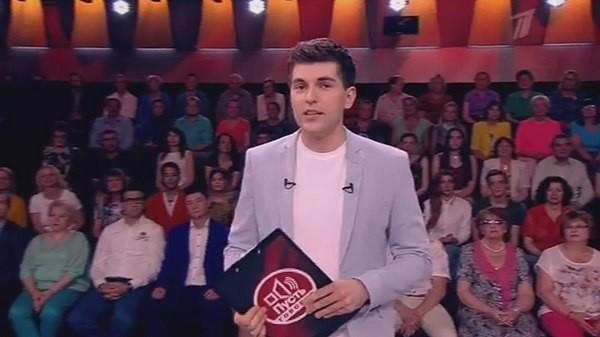 """Дмитрий Борисов - ведущий """"Пусть говорят"""": личная жизнь"""