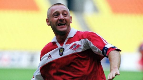 Футболист Андрей Тихонов: биография