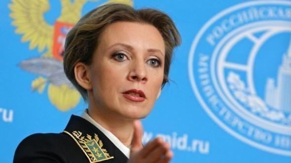 Захарова Мария Владимировна - МИД: биография, национальность