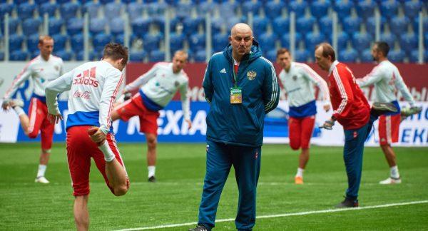 Состав сборной России по футболу на Чемпионате мира 2018