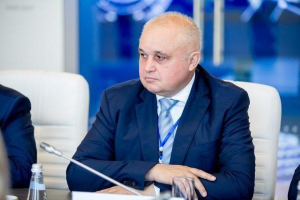 Сергей Цивилев - Кемерово: биография