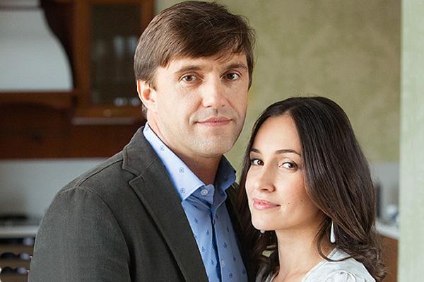 Ольга Филиппова и Владимир Вдовиченков фото