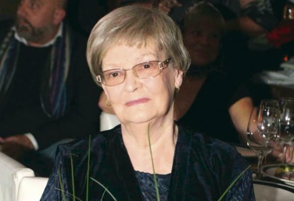 Нина Гребешкова: актриса, жена, муза