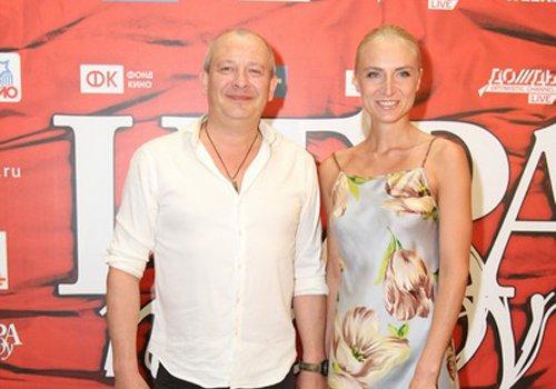 Дмитрий Марьянов с молодой женой Ксенией Бик фото