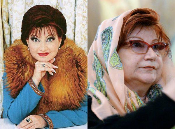 Елена Степаненко: биография, семья, фото