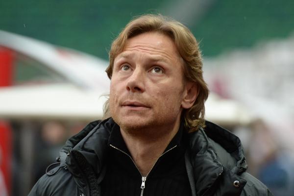 Валерий Карпин - футболист: личная жизнь, биография