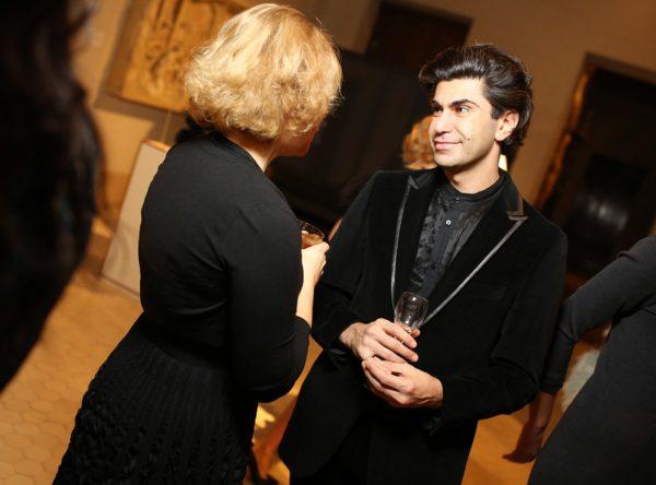 Николай Цискаридзе: личная жизнь, жена, дети, фото