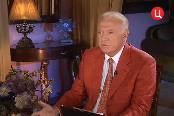 Личная жизнь и биография Бориса Исаевича Ноткина: жена