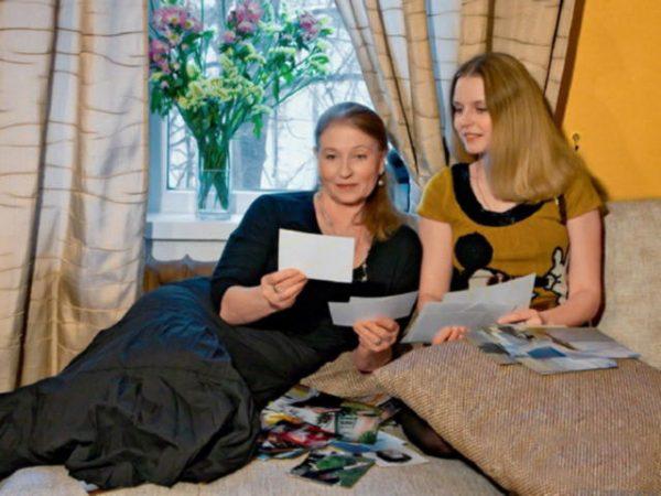 Людмила Зайцева: личная жизнь актрисы