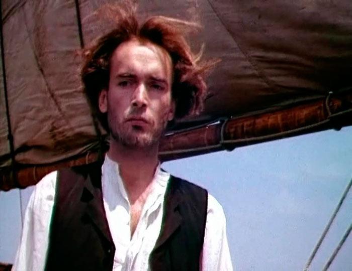 Кадр из фильма «Морской волк»