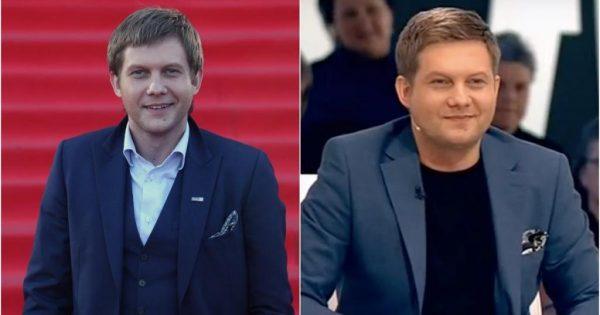 Почему Борис Корчевников располнел: что случилось с молодым телеведущим