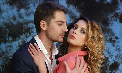 Любава Грешнова с мужем Михаилом Пшеничным фото
