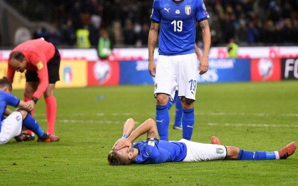 Почему Италия не попала на ЧМ 2018 по футболу
