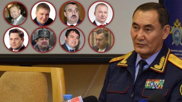 Музраев Михаил Кандуевич: справедливый арест генерала или клевета?