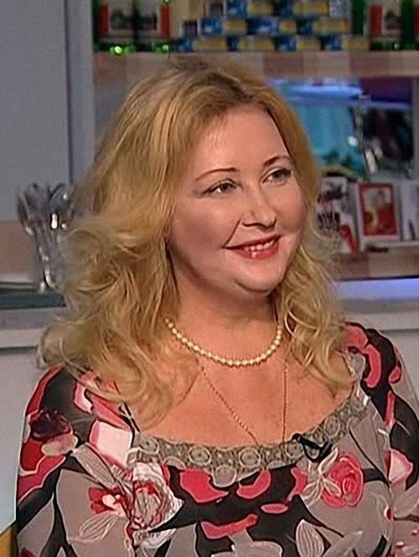 Актриса Светлана Рябова: личная жизнь